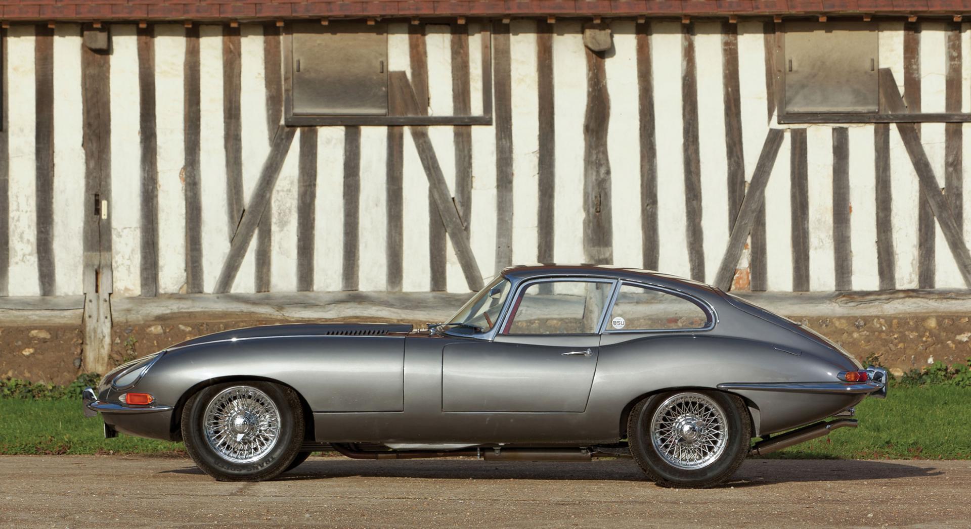 Votre Classic Car jaguar type e avec Bretagne Roadster