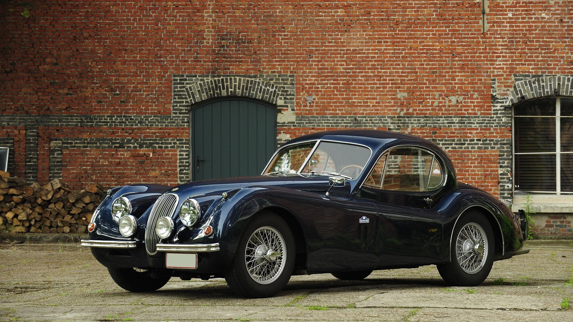 Votre Classic Car jaguar 120 avec Bretagne Roadster