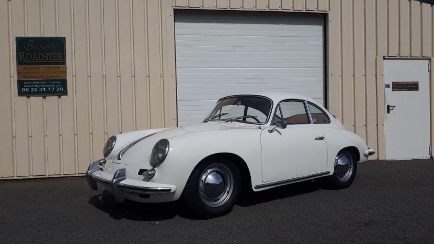 Votre voiture de collection Porsche 356 avec Bretagne Roadster