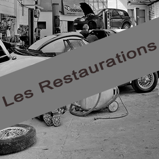Les restaurations de Bretagne Roadster